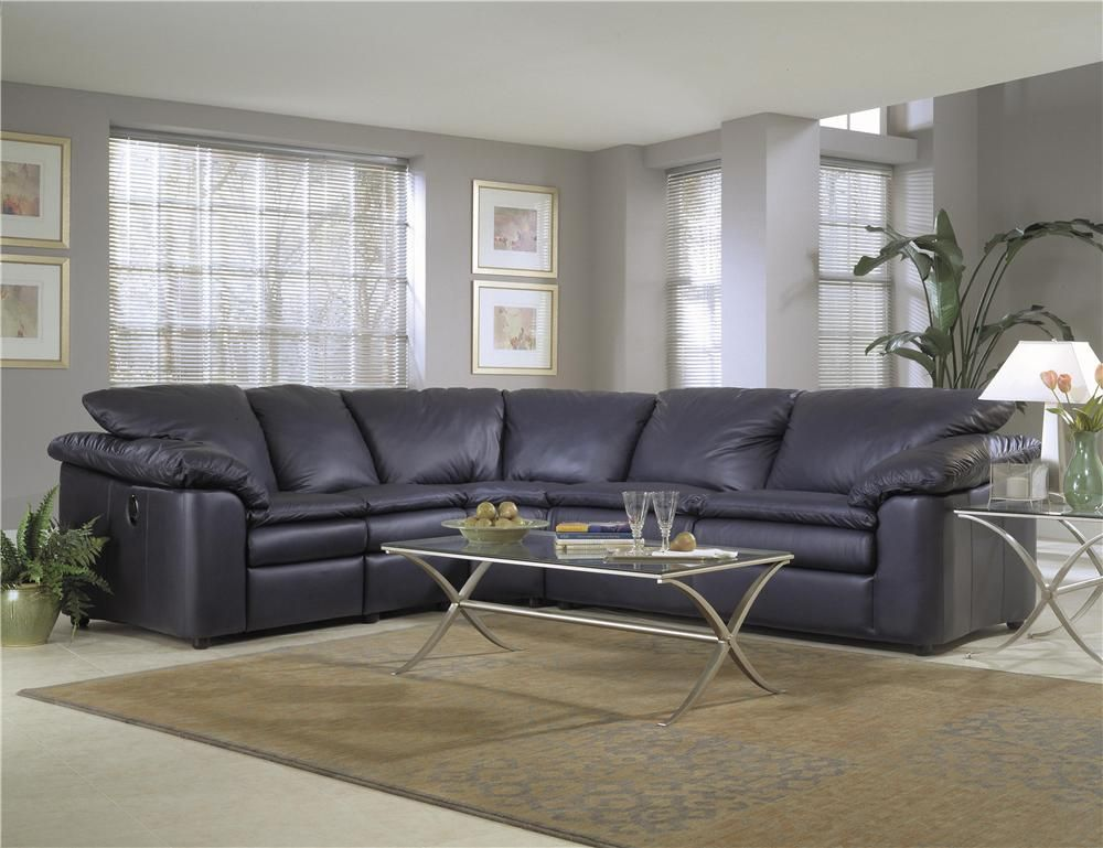 Reclining Sleeper Sectional Sofa