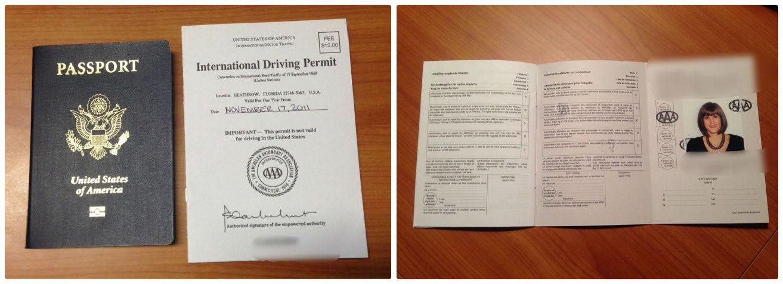 International Driving Permit Driving Permit International