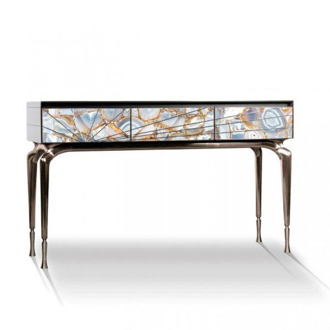 Unique Affordable Furniture: 10 Unique Console Tables By Taylor Llorente