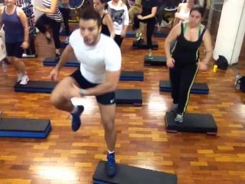 Zumba Step Enrique Iglesias Nicky Jam El Perdon Reggaeton