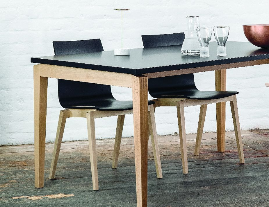 Stockholm Danish Dining Chair By Mads Johansen For Ton