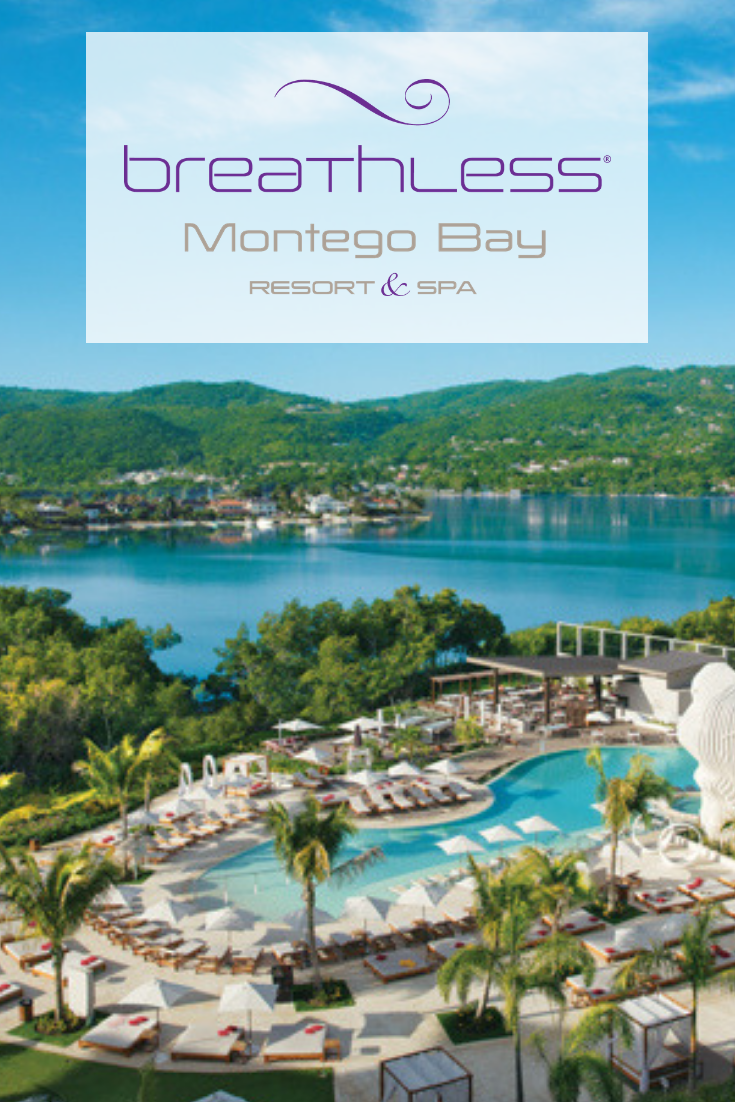 There's nothing better than Unlimited-Luxury at the adults-only Breathless  Montego Bay.