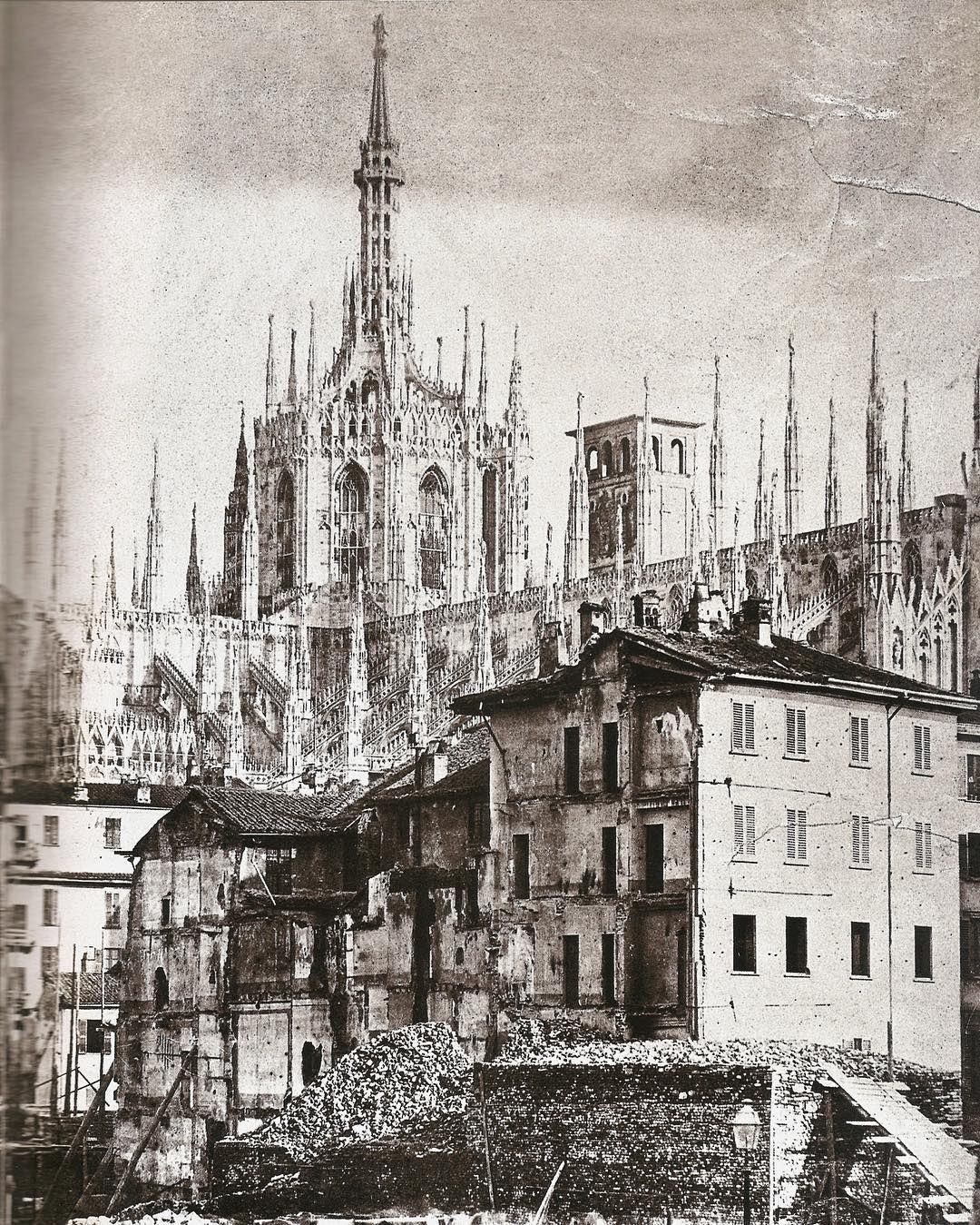 I Lavorinel 1864 Di Demolizione Del Quartiere Tra Piazza Del