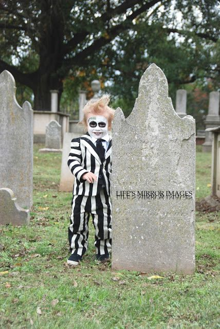 Life S Mirror Images Beetlejuice Costume Kids Beetlejuice Costume Beetlejuice Costume Diy