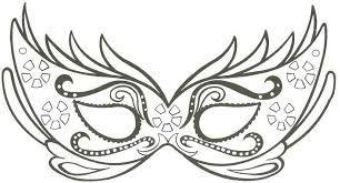 Coloriage Masque Carnaval Venise.Masque Venitien A Imprimer Recherche Google Coloriage