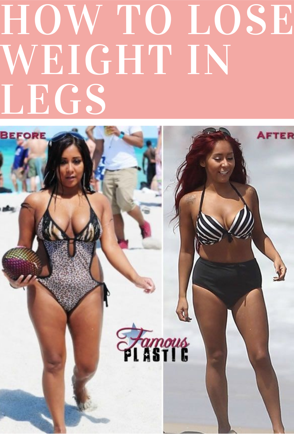 How to Lose Weight in Legs
