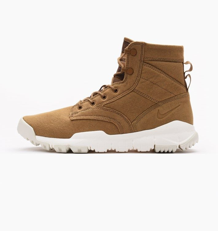 Nike SFB 6 Canvas Boot brown Boys Casual shoes Mid