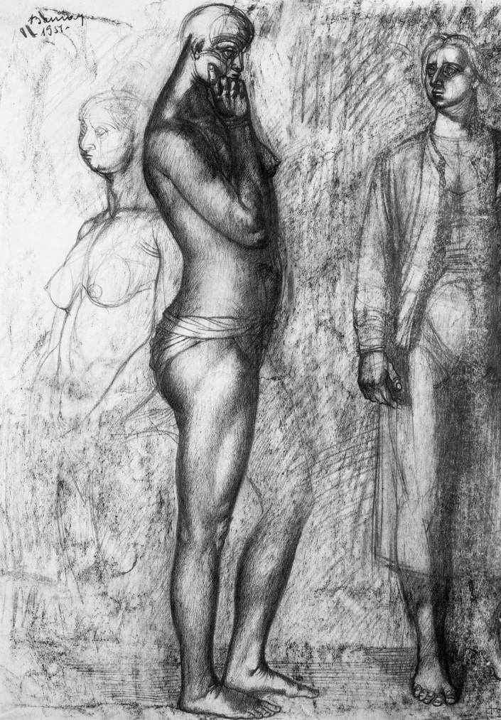 Barcsay Jenő | Pinterest | Life drawing and Draw