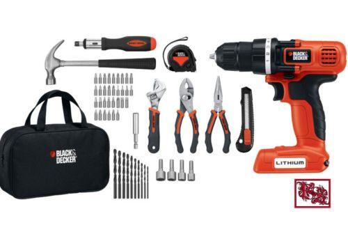 56-pc-Cordless-Power-Tools-Set-Drill-Bundle-Lithium-Battery-Bag-Free-Shipping