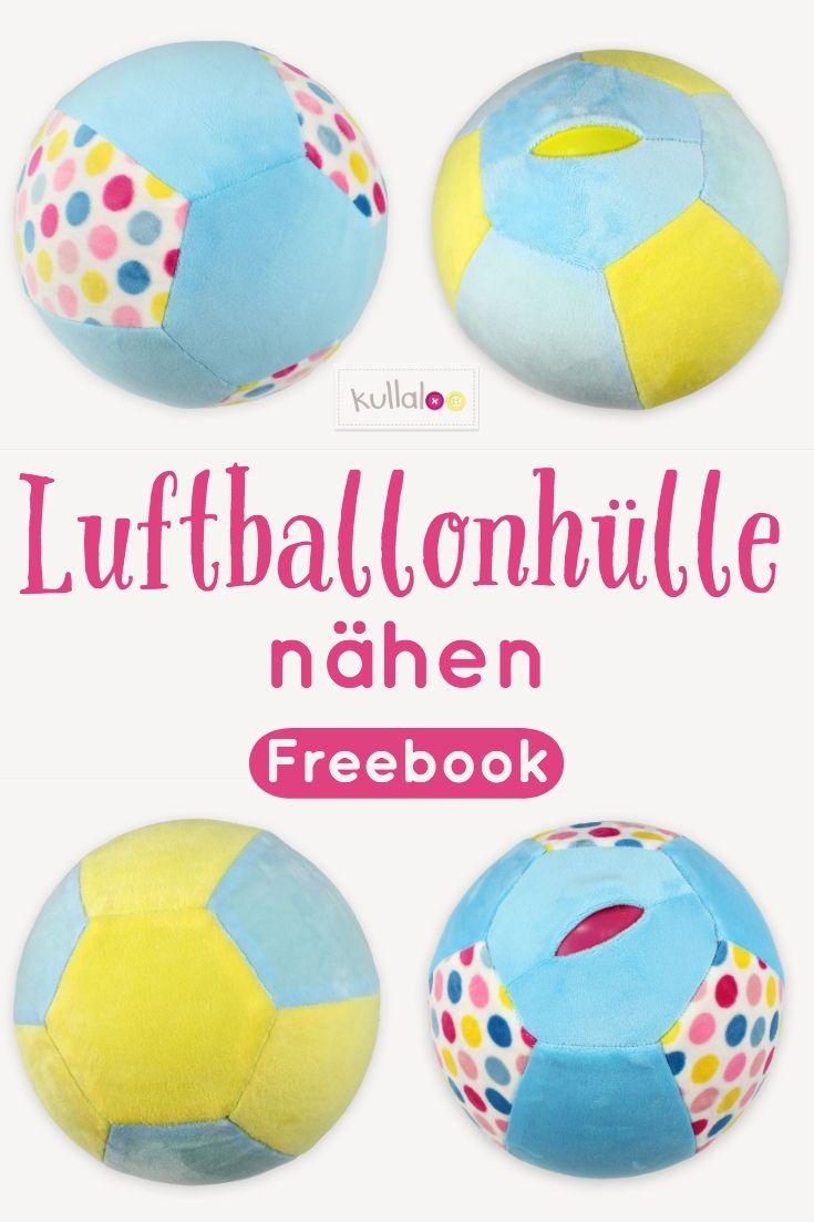 Photo of Luftballonhülle nähen: kostenloses Schnittmuster + Nähanleitung | kullaloo