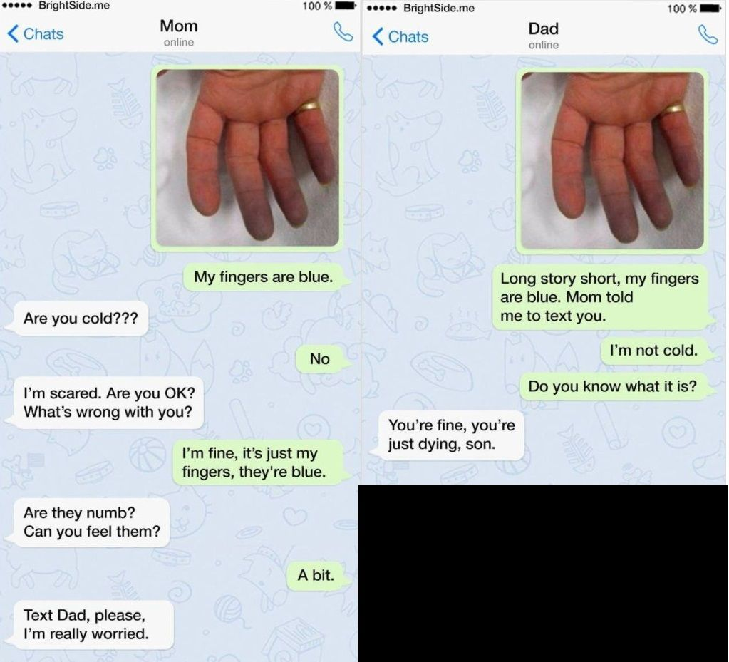 15+ Hilarious Difference Between Mom And Dad   yerrs ...
