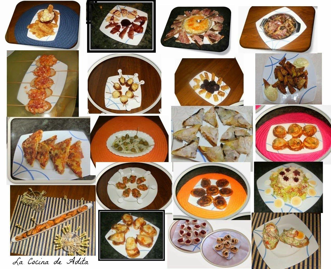 25 tapas para un buen buffet sugerencias para fiestas for Tapas frias para fiestas