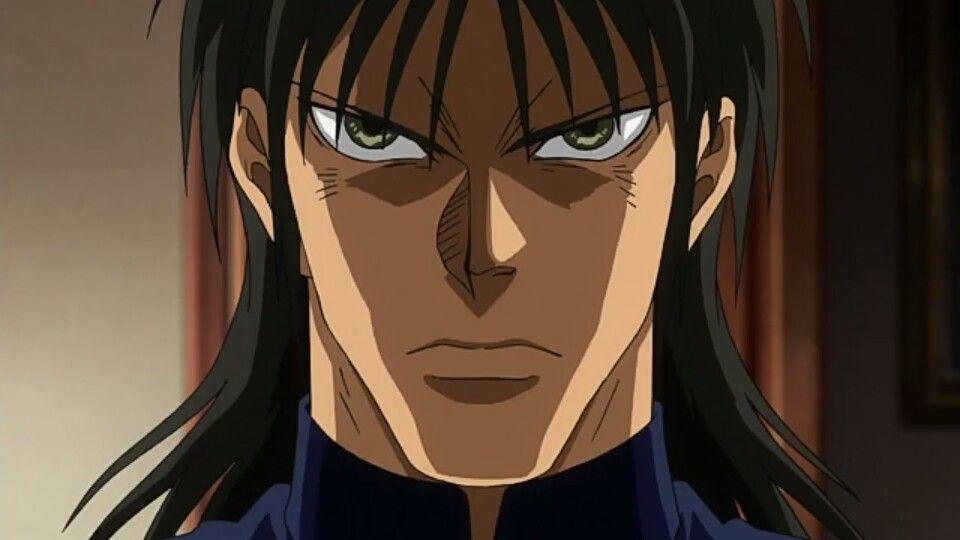 Kato Narumi Serious Face Anime Kato Art