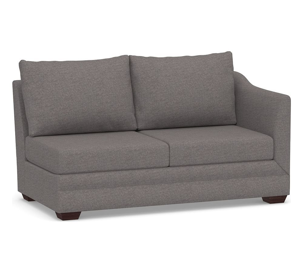 Build Your Own Celeste Upholstered Sectional In 2020 Love Seat Sofa Fabric Sofa
