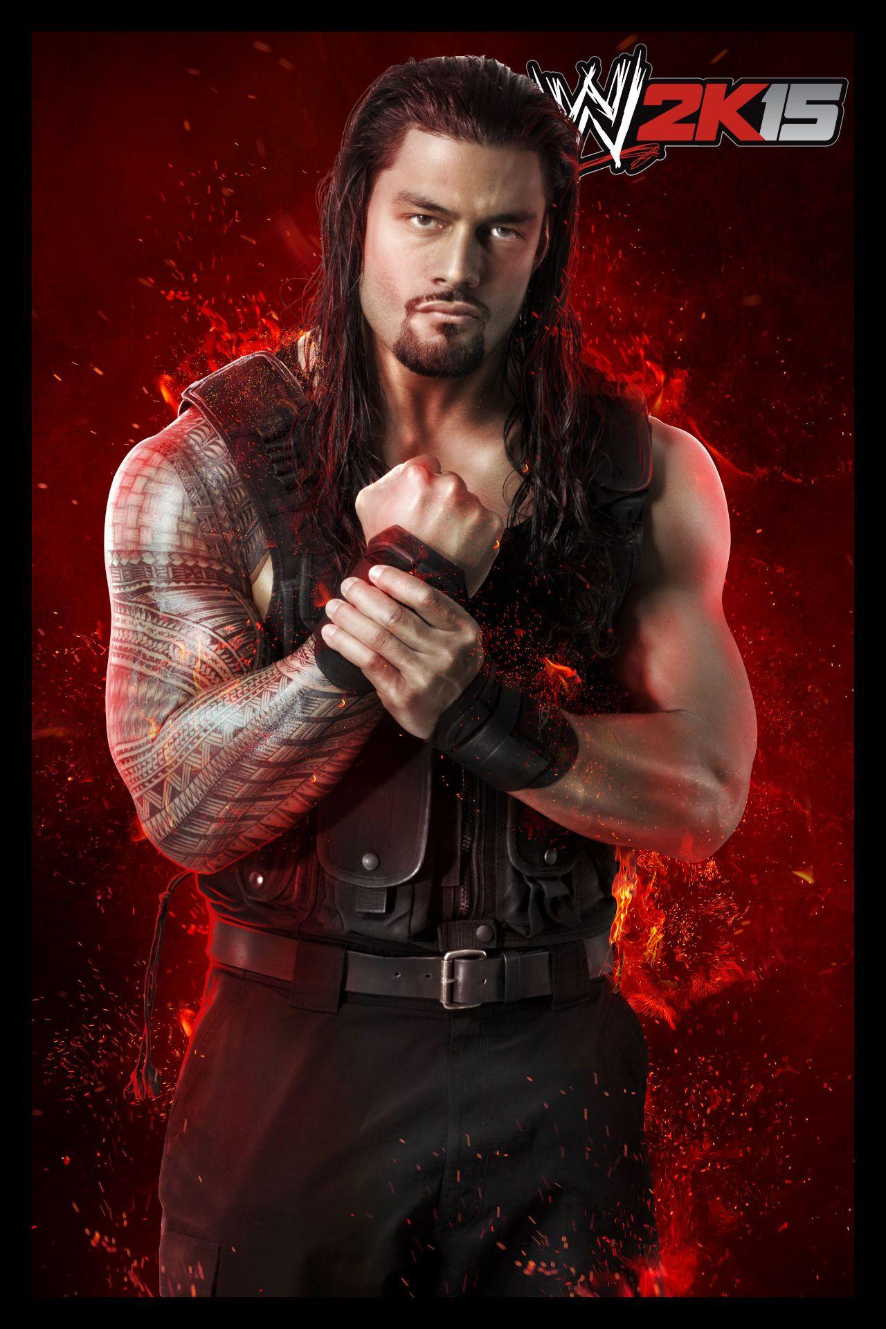 Roman Reigns Photo Wwe 2k15 Wwe Superstar Roman Reigns Wwe Roman Reigns Roman Reigns