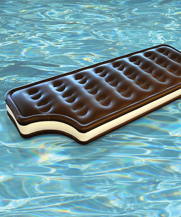 Look At This Zulilyfind Ice Cream Sandwich Pool Float By Big Mouth Toys Zulilyfinds Pool Toys Pool Floats Big Mouth Toys