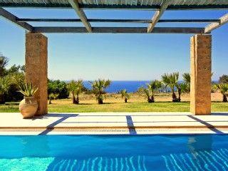 Greece Livadia Villa Rental: Villa Nautilus   Elafonisi Seafront Villas - Special Offer For 2014   HomeAway Luxury Rentals