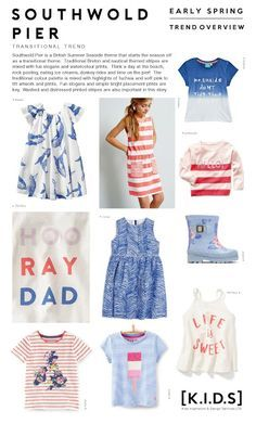 Image Result For Summer Fashion Trends In 2018 2019 Children