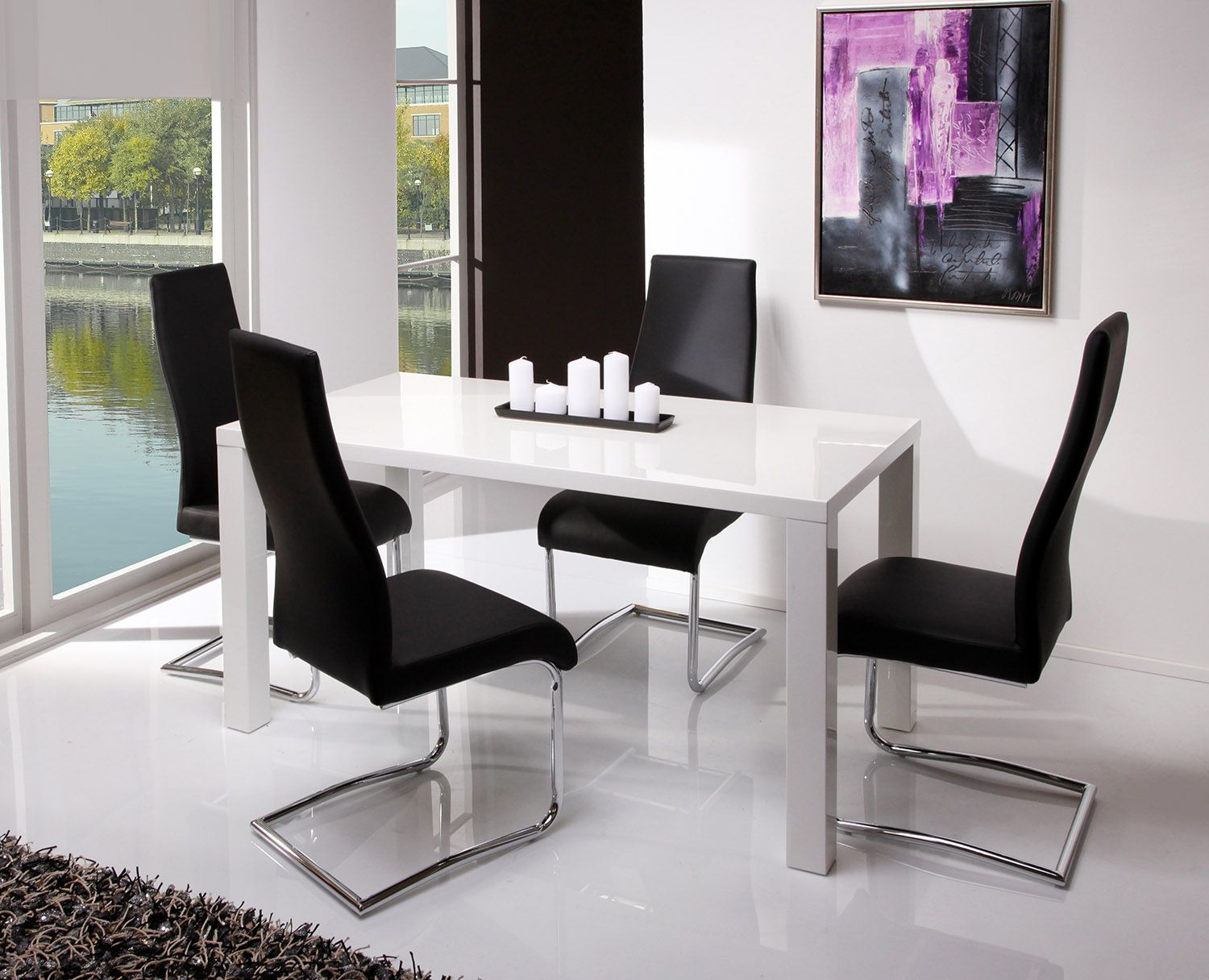 Funky Dining Room Table And Chairs Allure Dining Table Contemporary Dining Table Modern Dining