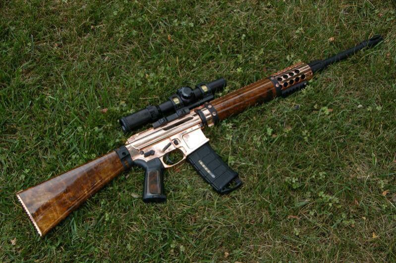 wood stock ar 15 ar 15 rifles pinterest armas armas de fuego