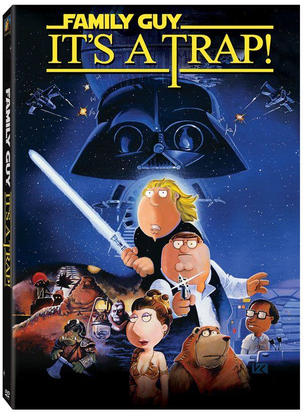 Family Guy Star Wars Full Episodes : family, episodes, Family, Season,, Movies