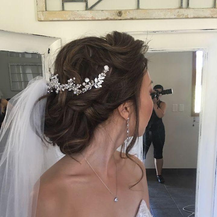 Elegant Wedding Hairstyle Idea: 85 Elegant Wedding Hairstyles