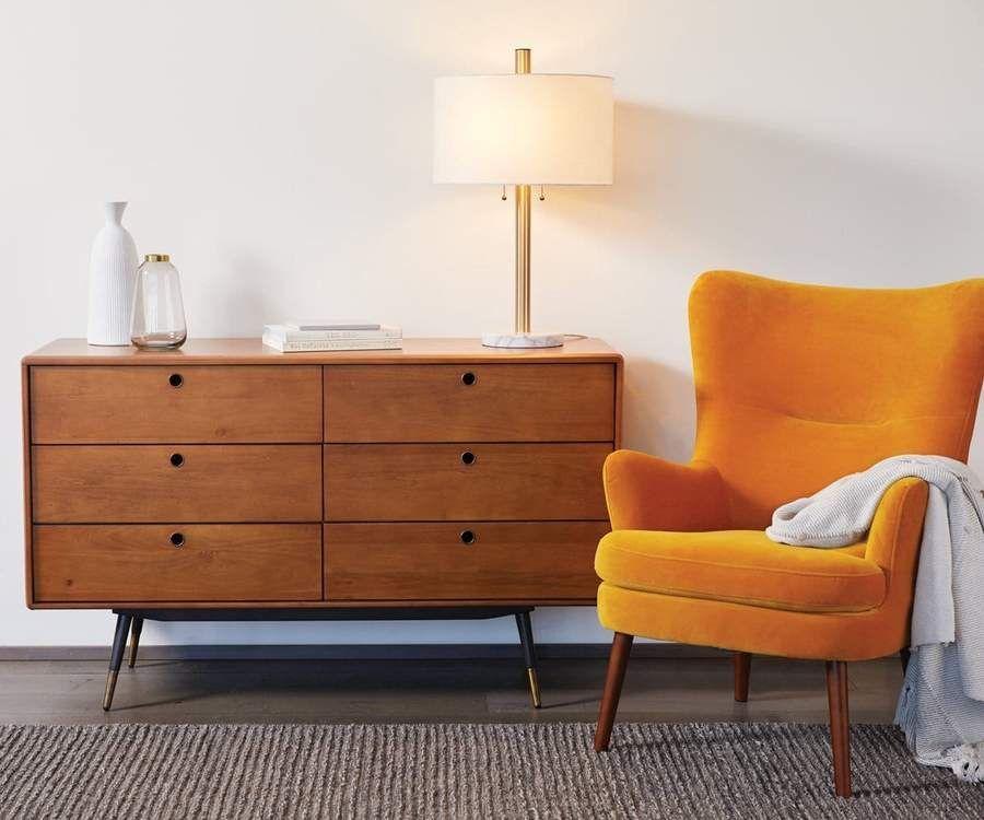 Bolig Bed - Light Walnut Stain#bed #bolig #light #stain #walnut