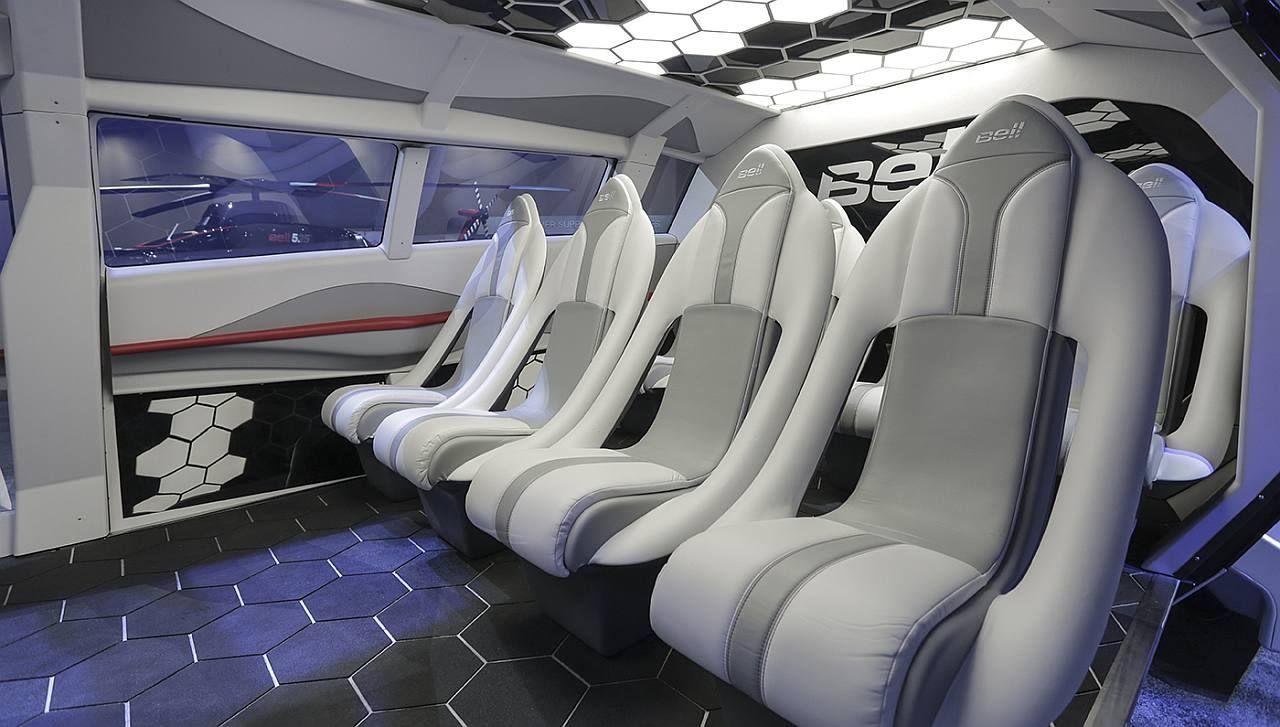 Bell Helicopter lança helicóptero conceito futurista | WEB LUXO