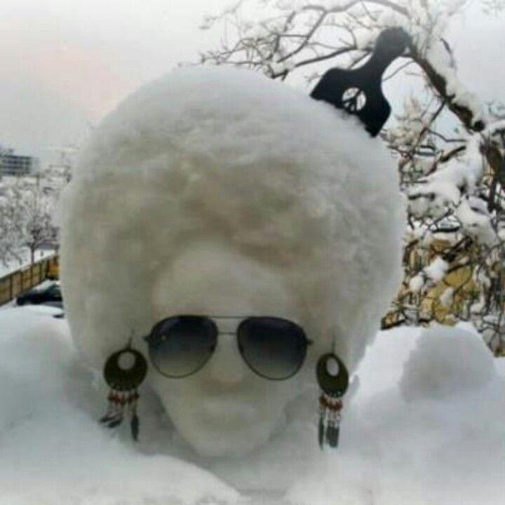 SnowFro......
