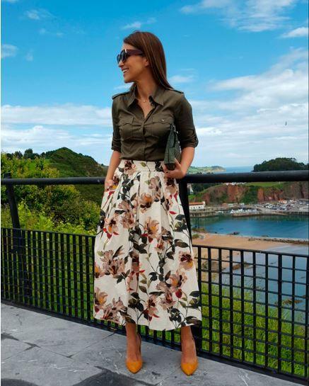 e6b1a224dc75 Zara es siempre una de las firmas imprescindibles en los looks de ...