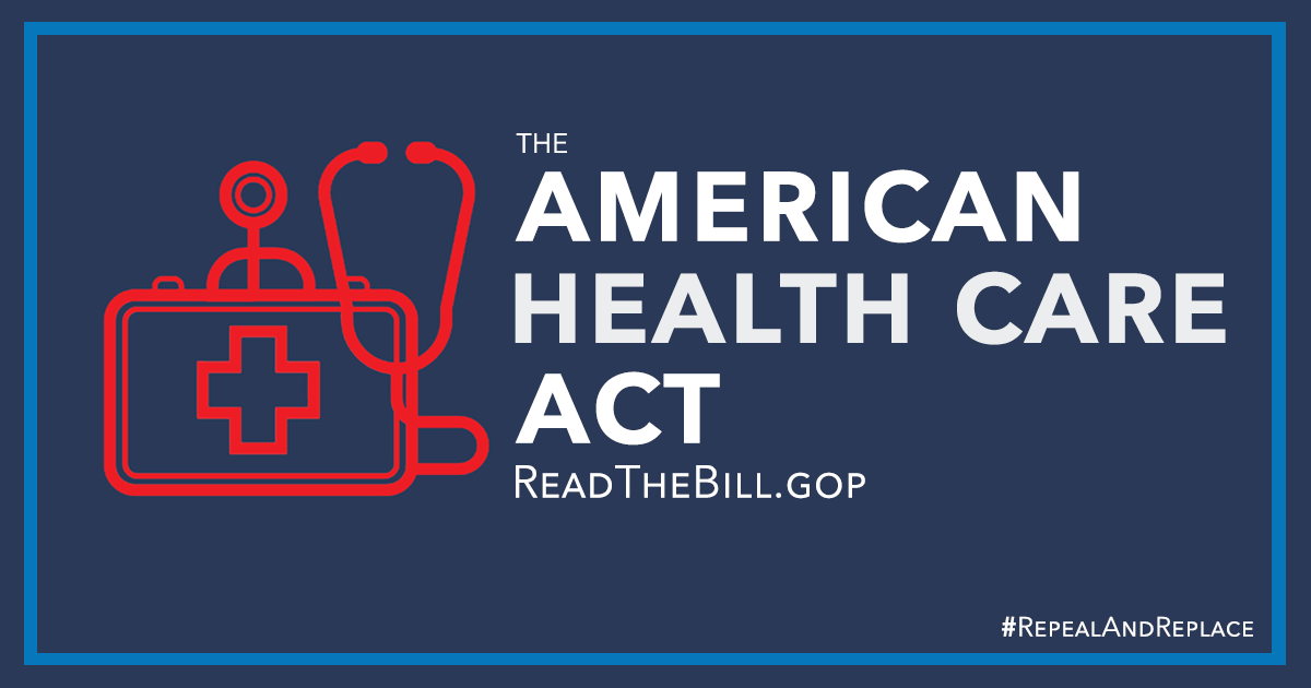 Statement on Introduction of the American Health Care Act | Speaker.gov