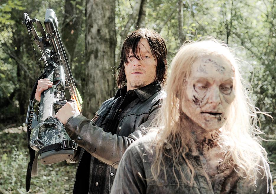 """The Walking Dead 5x15 """"Try"""""""