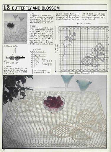 Decorative Crochet Magazines n° 11 - tristanime - Álbumes web de Picasa