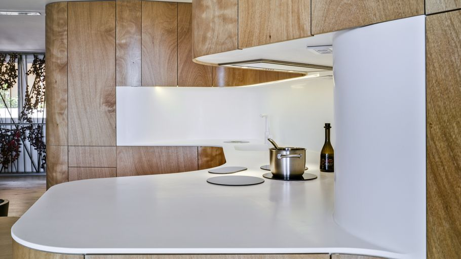 Porcelanosa grupo projects weston house altea spain - Porcelanosa alicante ...