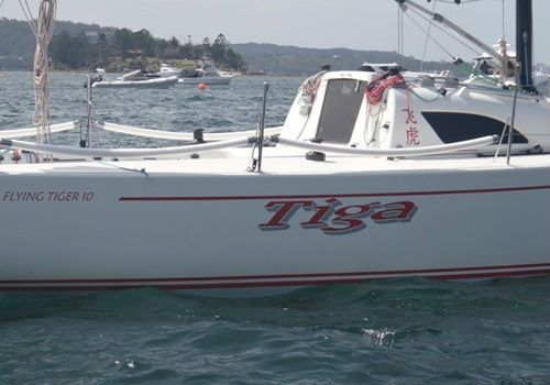 Cool boat | 2008 Flying Tiger 10 Sailboat |  #BoatsforSale #FlyingTigerBoats #FlyingTigerBoatsforSale #SailboatsforSale #Sailing