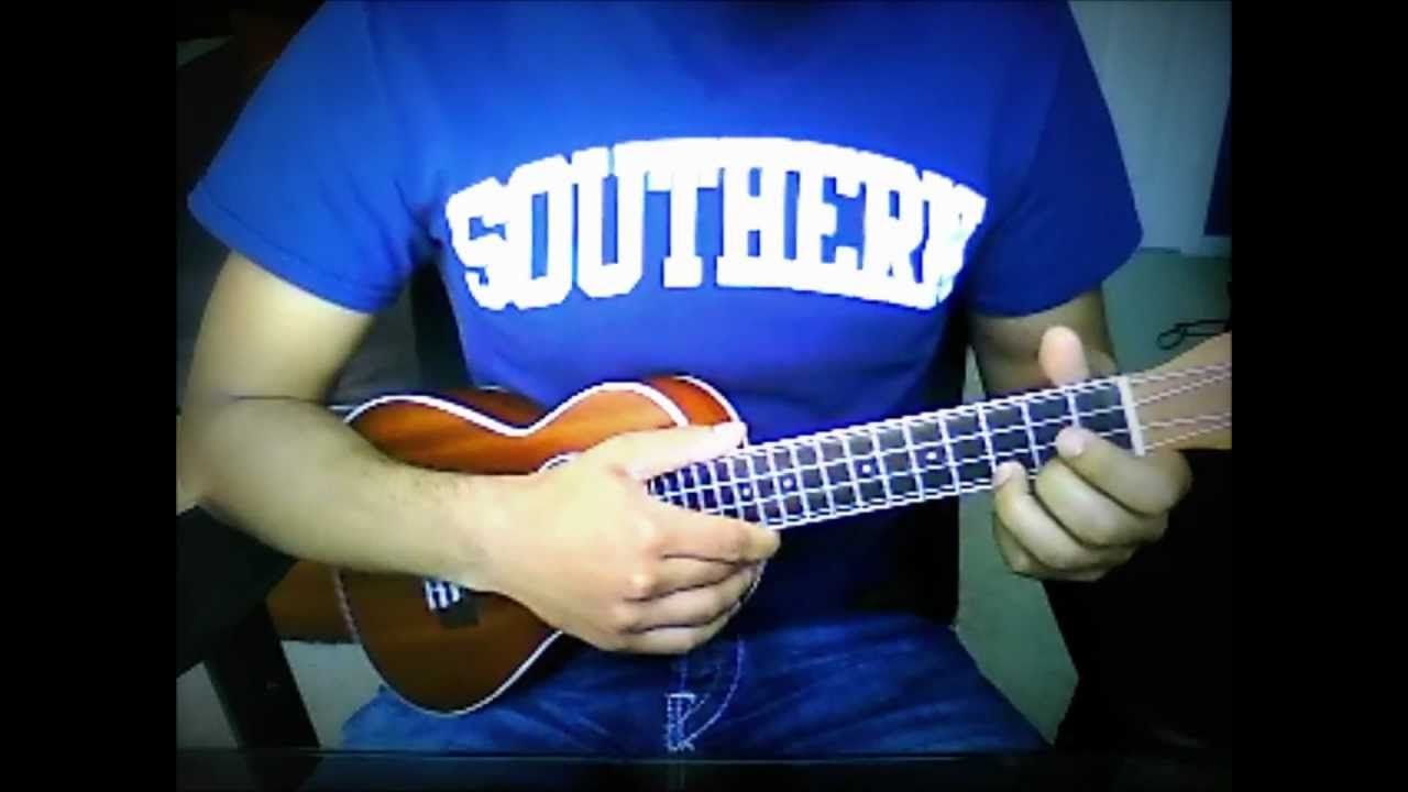Tutorial How To Play How He Loves David Crowder On The Ukulele