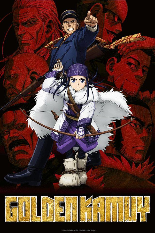 Crunchyroll to Stream Season Two of Golden Kamuy