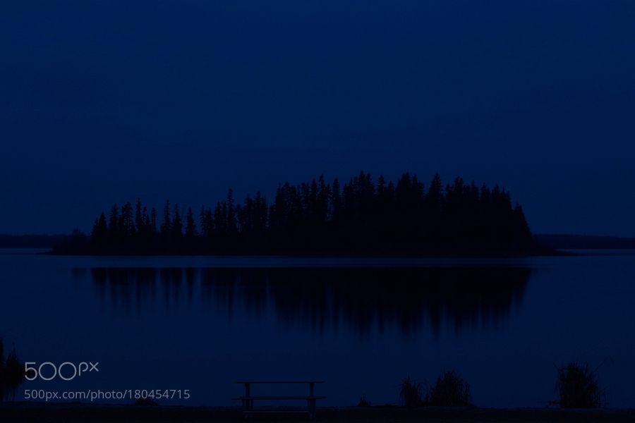 """The Blue Hour at Elk Island National Park Go to http://iBoatCity.com and use code PINTEREST for free shipping on your first order! (Lower 48 USA Only). Sign up for our email newsletter to get your free guide: """"Boat Buyer's Guide for Beginners."""""""
