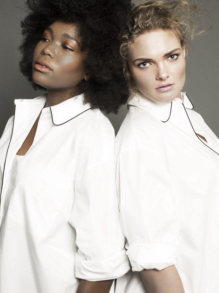 0697e69f42588e Essential Tunic Shirt - Tech White | I'd Wear That