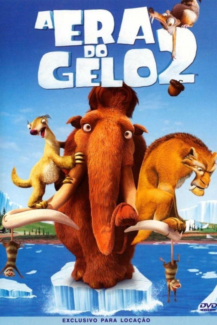 A Era Do Gelo 2 A Era Do Gelo 2 Filmes Dvd