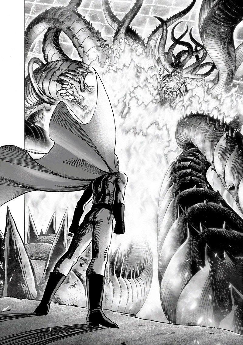 Mangafreak one punch man 118