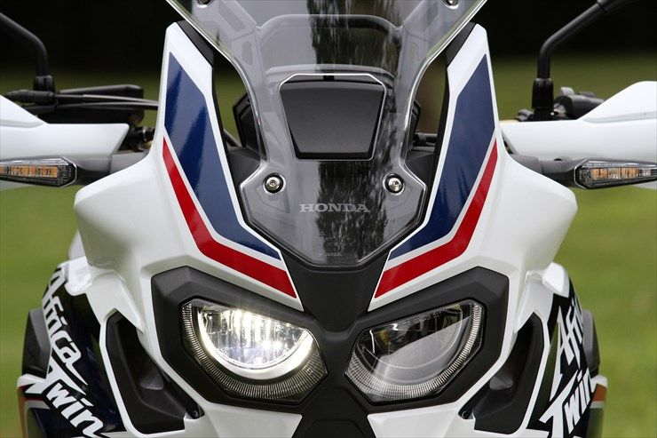 New 2016 Honda Africa Twin CRF1000L Pictures | Adventure Motorcycle Update | Honda-Pro Kevin