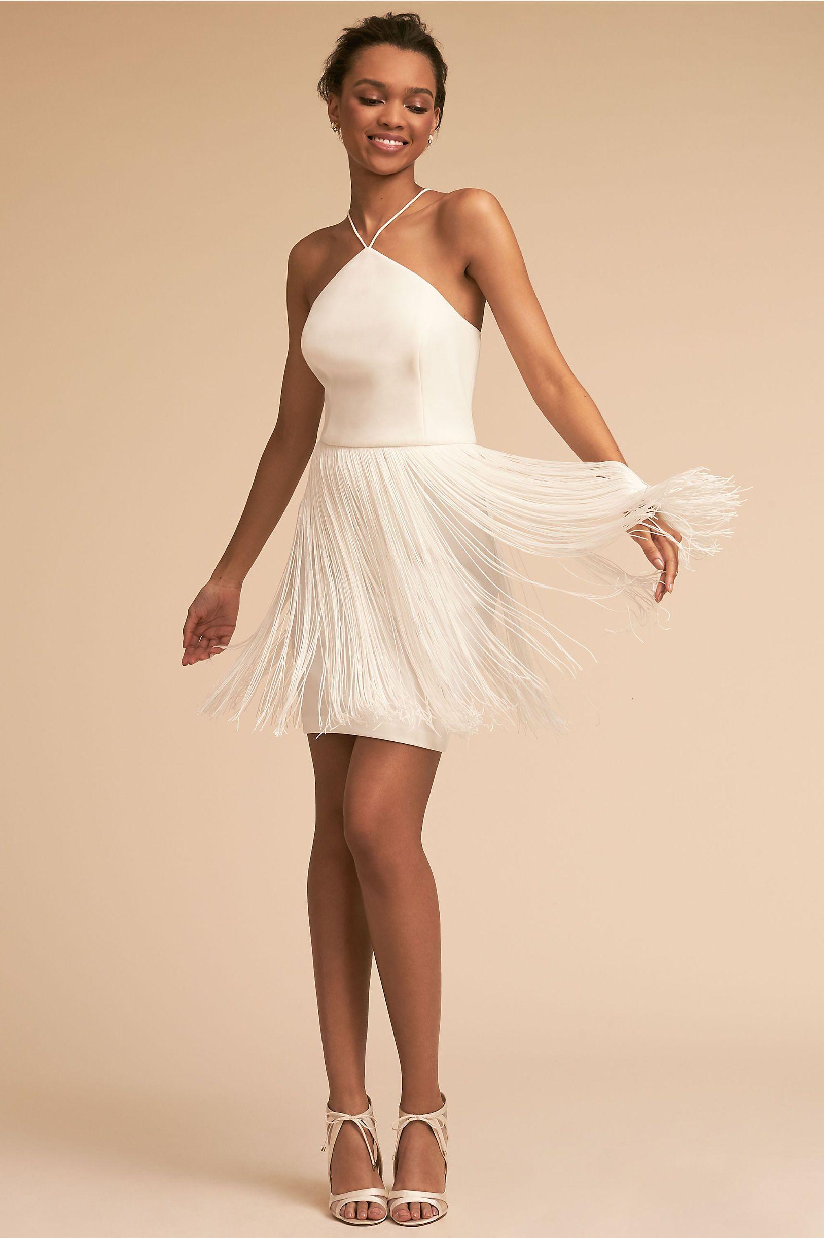 0dcbb3e7866f BHLDN Levine Dress Ivory in Bride | BHLDN | Aidan by Aidan Mattox ...