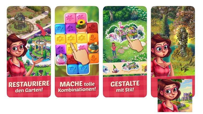 Kostenlos Spielen Lily S Garden Mit Updates Kostenlose Spiele Apps Spiele Apps Spiele App Spiele