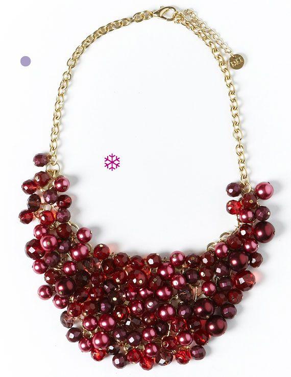 collar rojo de Pedro del Hierro