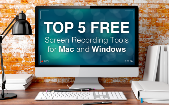 Top 5 Free Screen Recording Tools for Mac and Windows