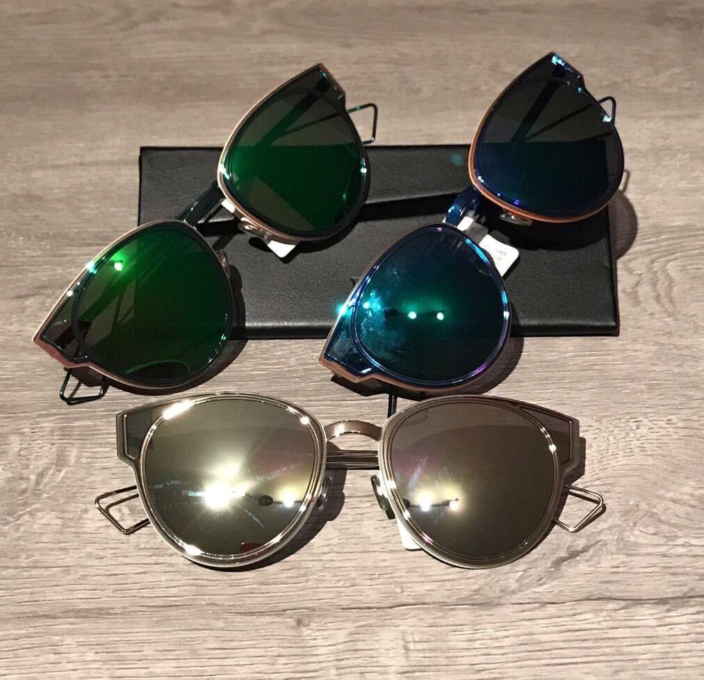 DiorSculpt sunglasses - Metallic Dior MmVZ1MsSP