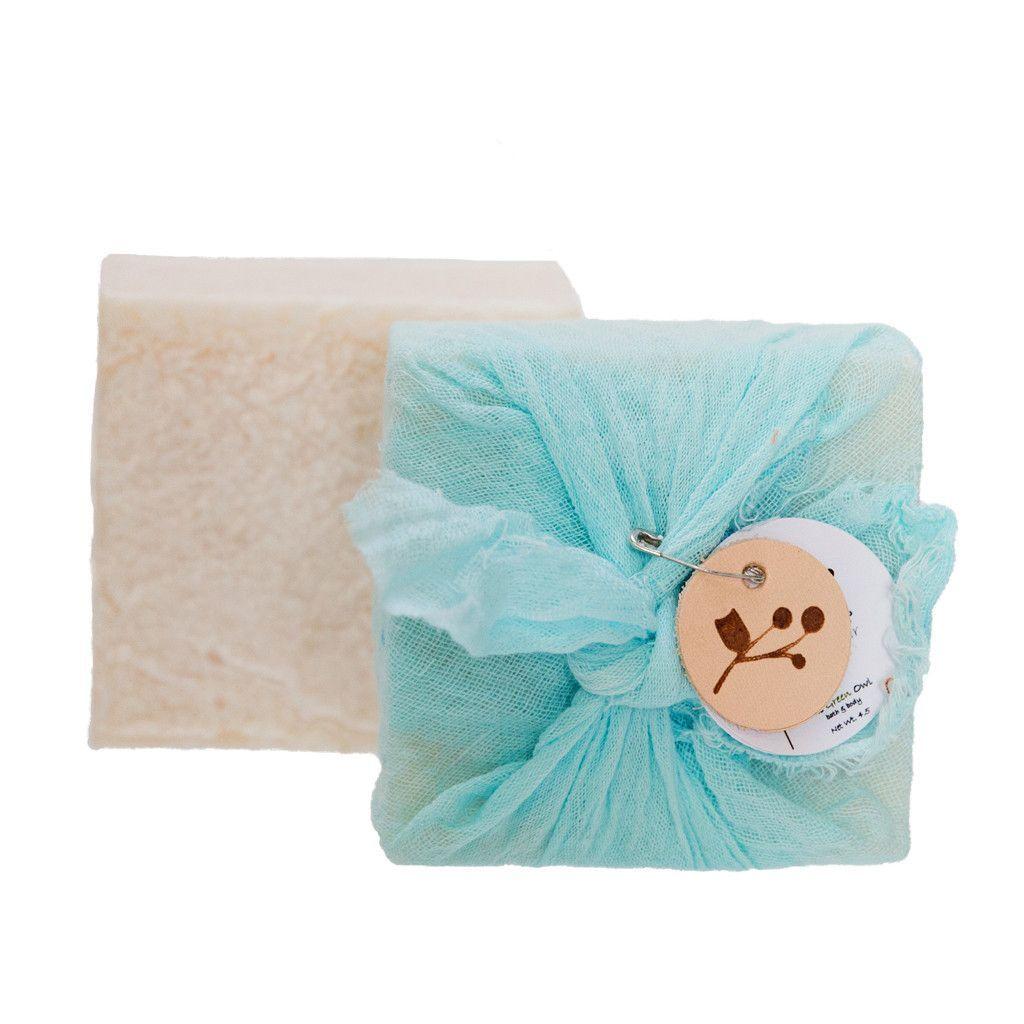 """""""Sea Salt"""" Natural Soap Bar"""