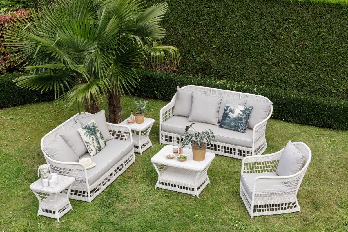 Salon De Jardin Biarritz Par Kok Maison Outdoor Furniture Sets Outdoor Furniture Furniture Sets