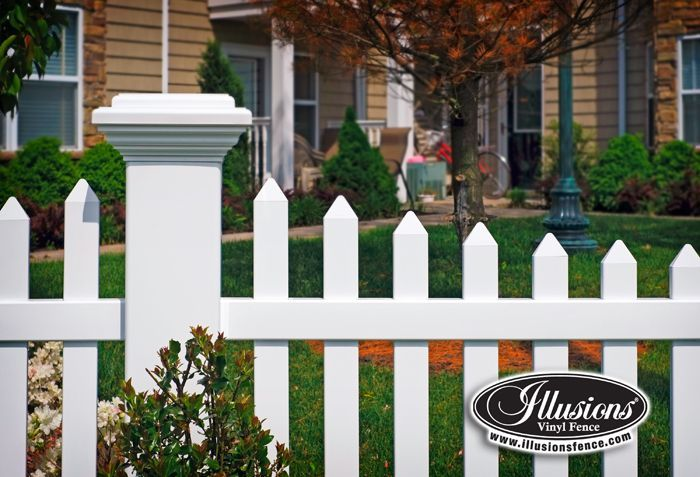 Picket Fence Post